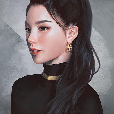 Imguss yeji portrait