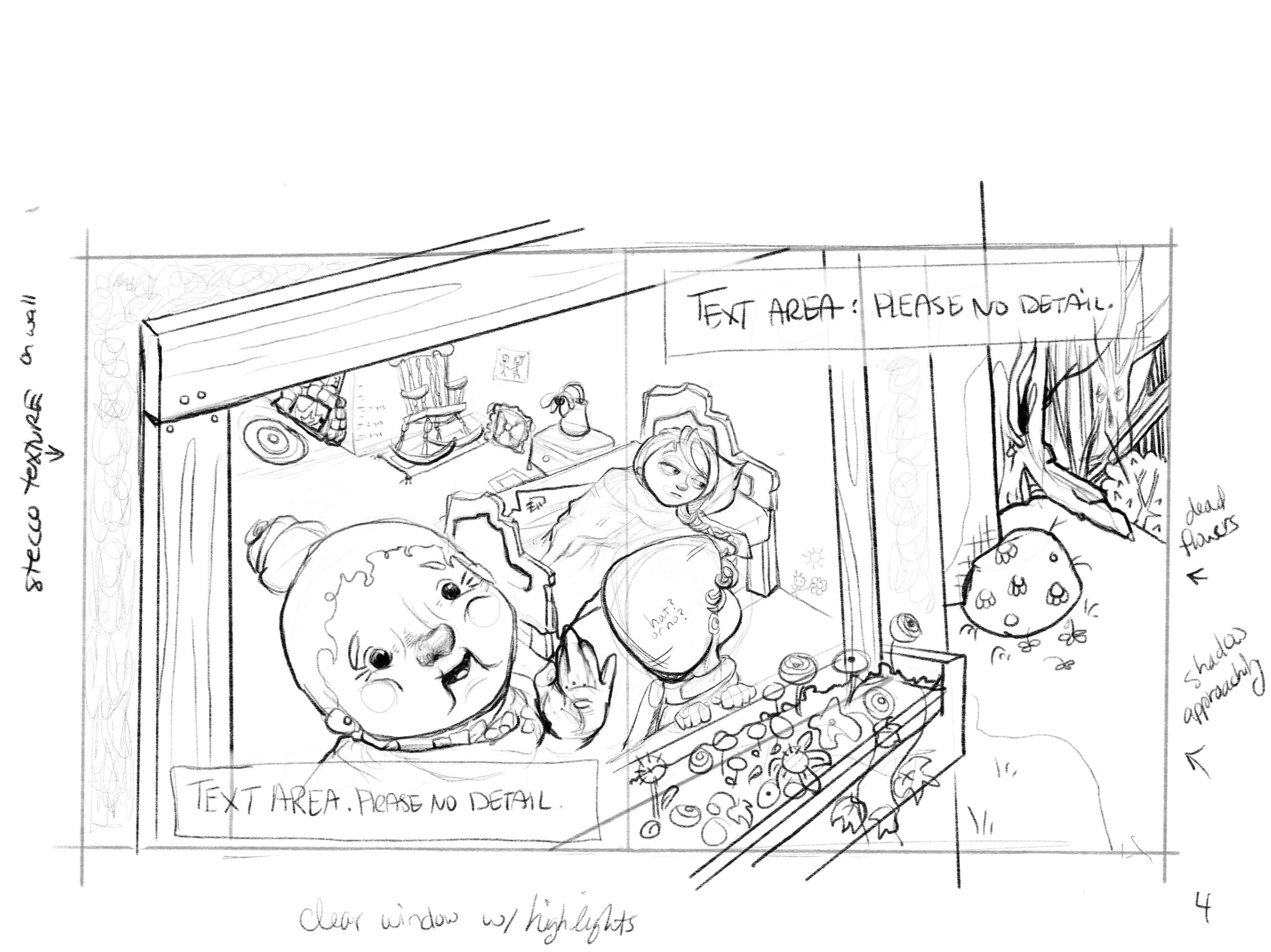 Rough Sketch -Storyboard