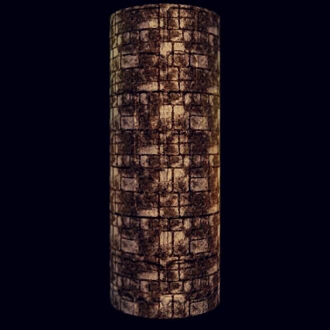 ArtStation - Brick Material 128x128 pixels, MAYANK BABBAR