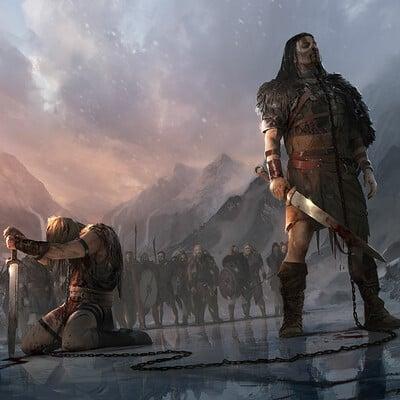 Pascal quidault gods duel