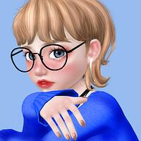 ArtStation - ZEPETO Edit N°2, Tetyana Berezovska