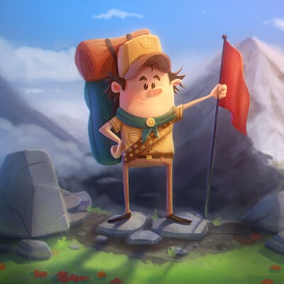 Ethan crossno scout