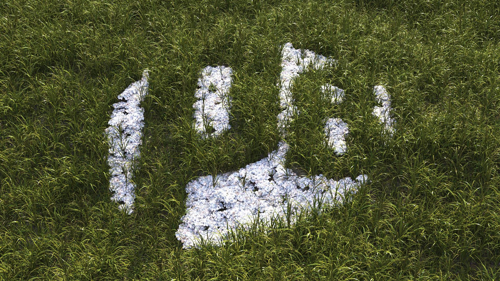 Logo n' grass !