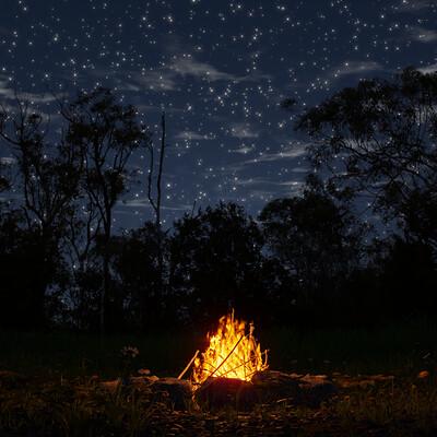 Kevin lorengel campfire