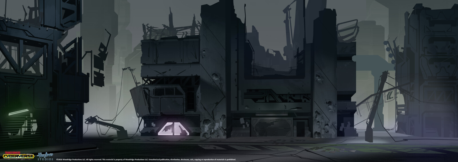 Key background based on a concept by Nicholas Mastello. You can check more of Nick's works here: www.artstation.com/thatnickid