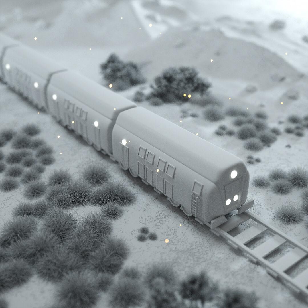 Oren leventar train02