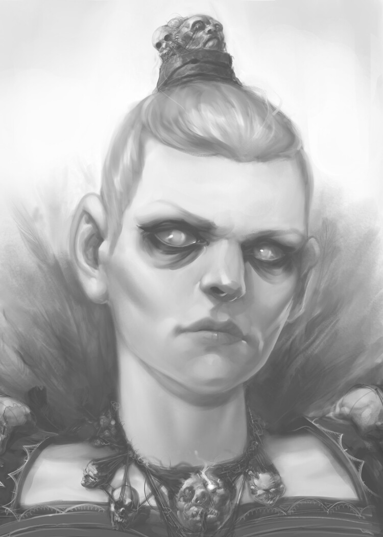 Servilia portrait