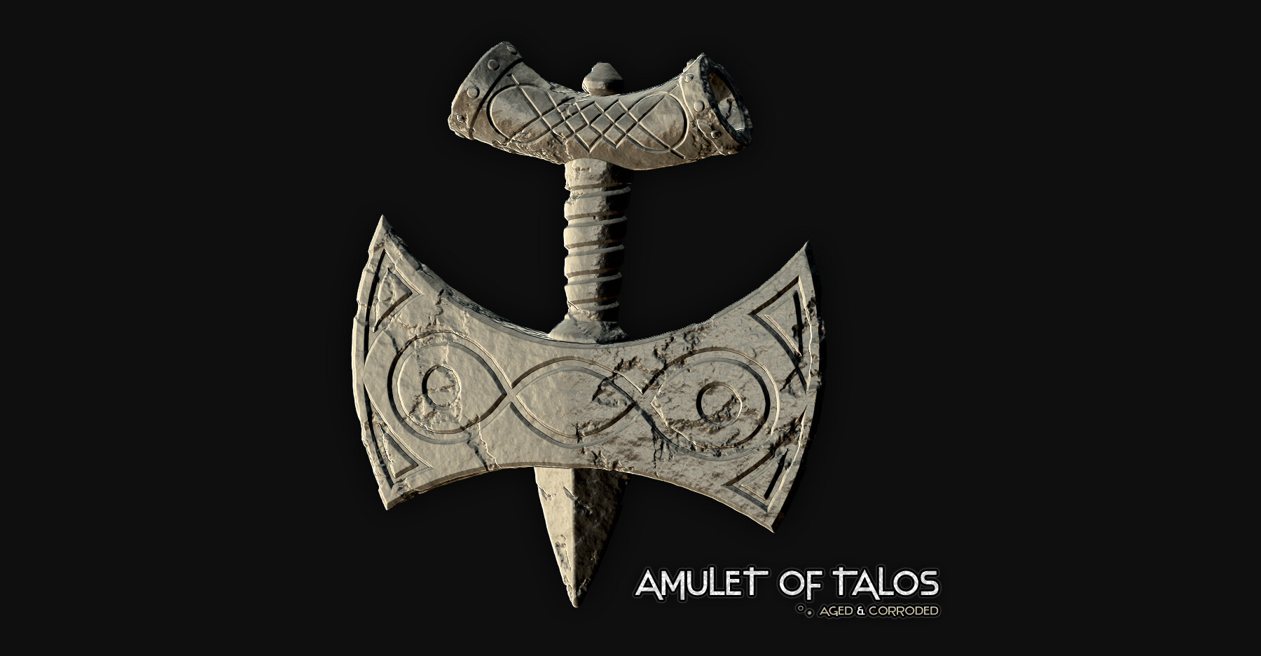 Amulet Of Talos artstation - amulet of talos, brett stephens