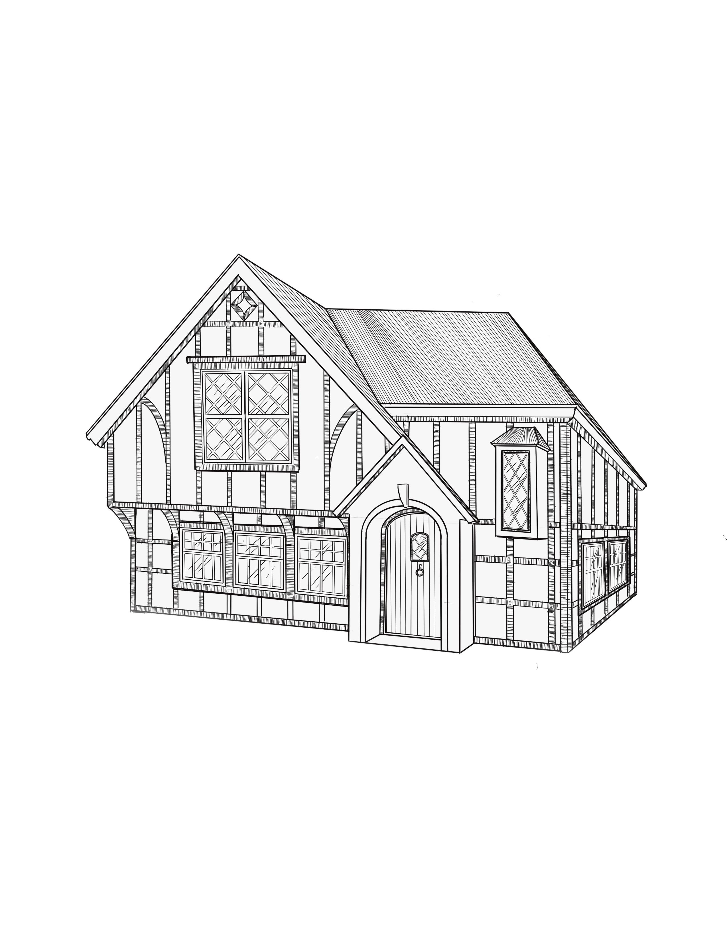 Tudor Homes from England