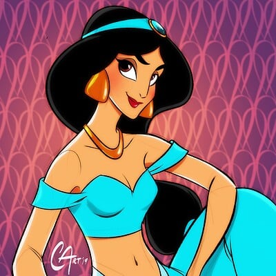 Christopher ables princess jasmine