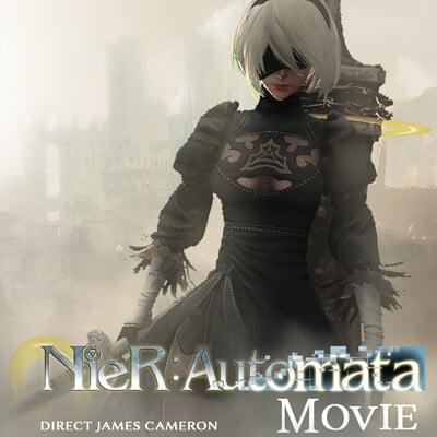 Film bionicx nier movie poster movie