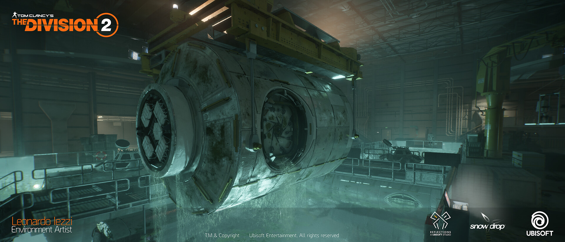 Leonardo iezzi leonardo iezzi the division 2 environment art 06 buoyancy 020 wide