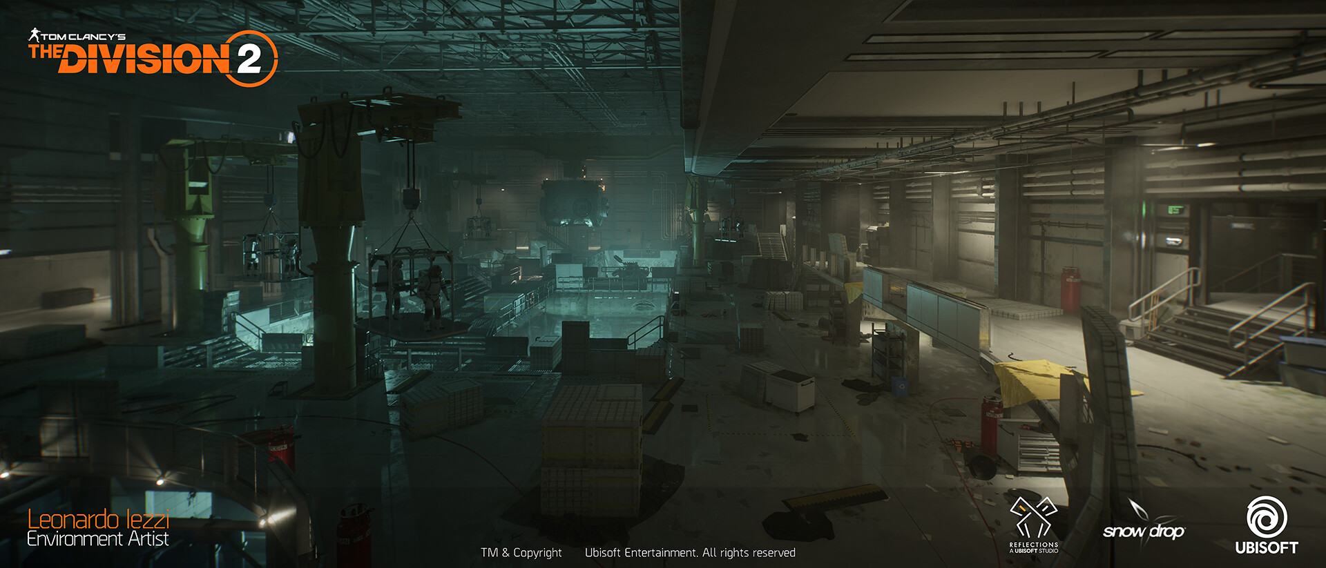 Leonardo iezzi leonardo iezzi the division 2 environment art 06 buoyancy 021 wide