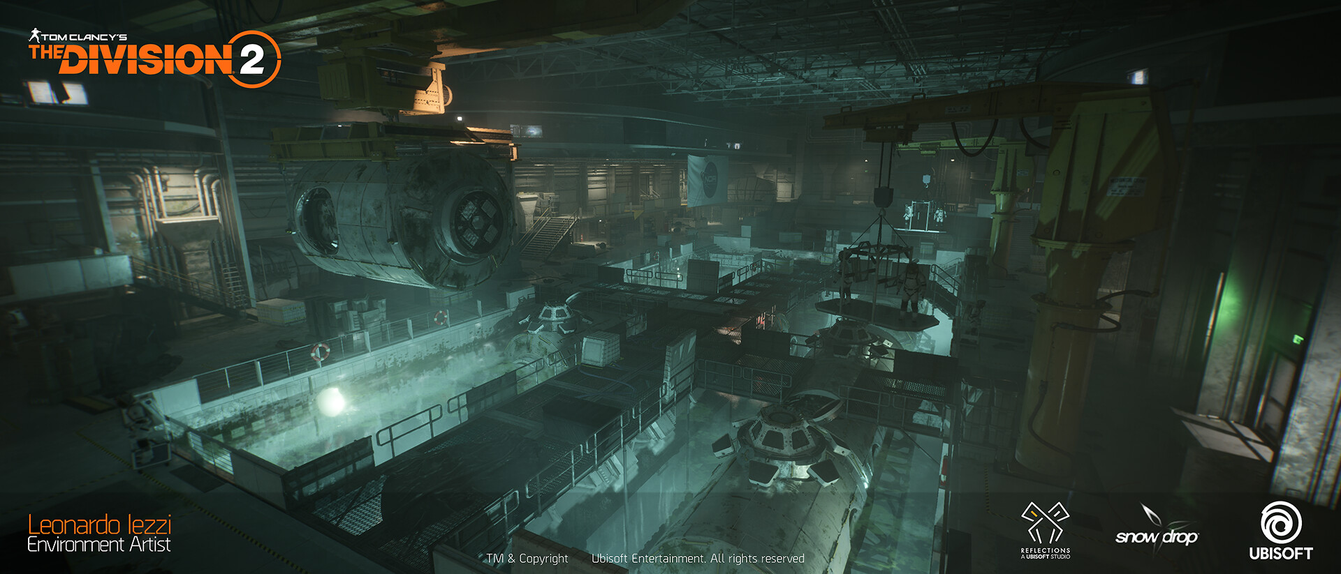 Leonardo iezzi leonardo iezzi the division 2 environment art 06 buoyancy 031 wide