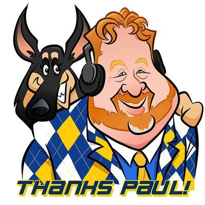 Steve rampton thanks paul