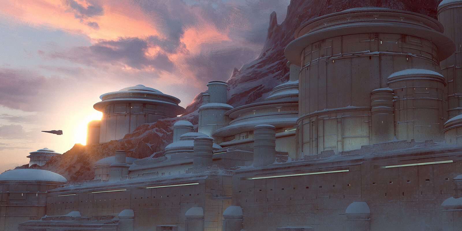 Imperial city winter
