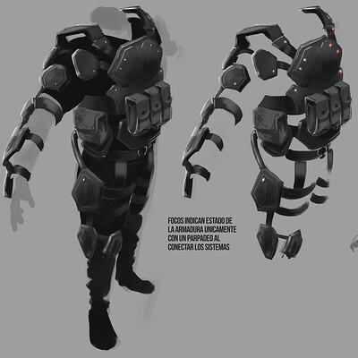 Ernesto sin armor 001