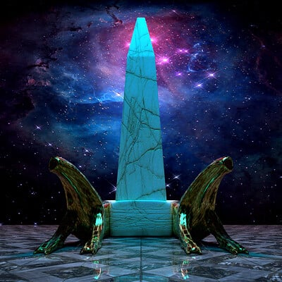 Vangelis choustoulakis monolith