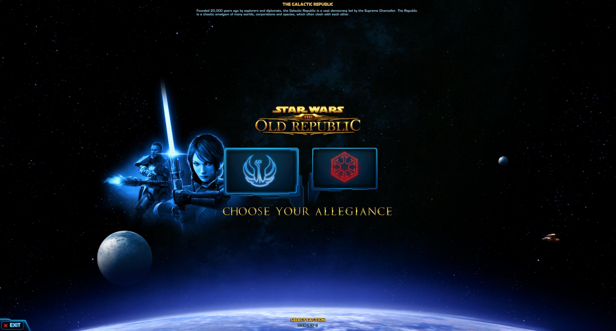Choosing the Republic...