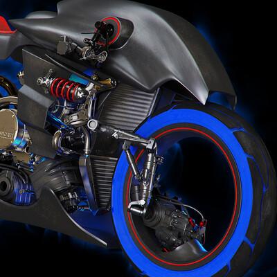 Ying te lien concept bike 0306