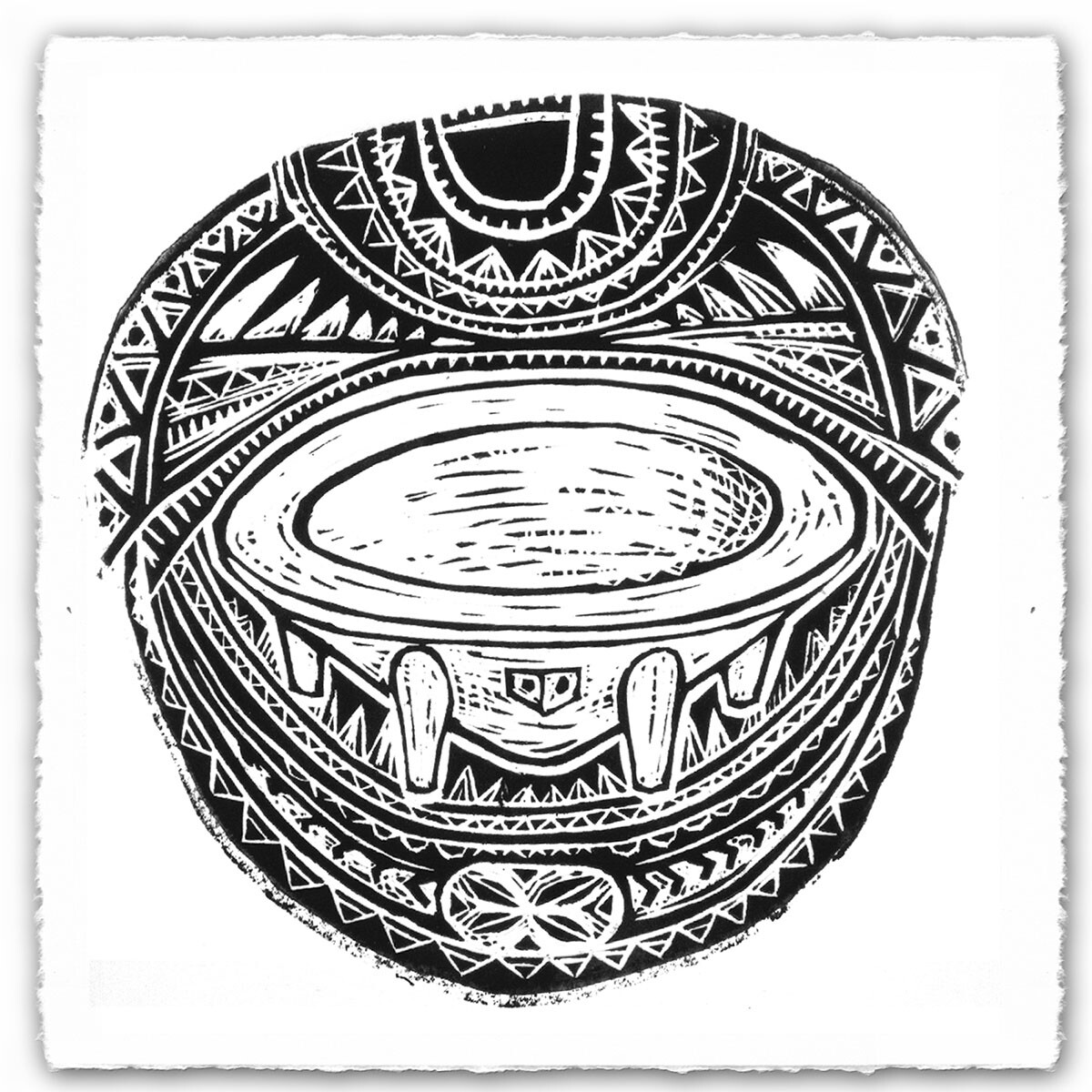 Medium Kava Bowl