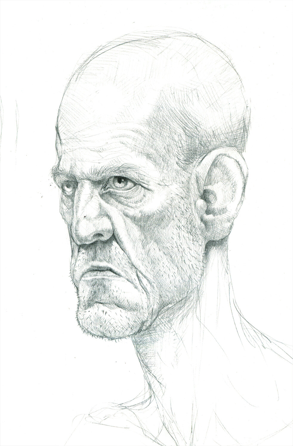 William furneaux hex sketch