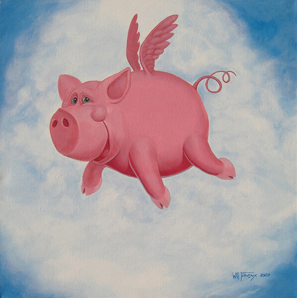 William furneaux flyingpig