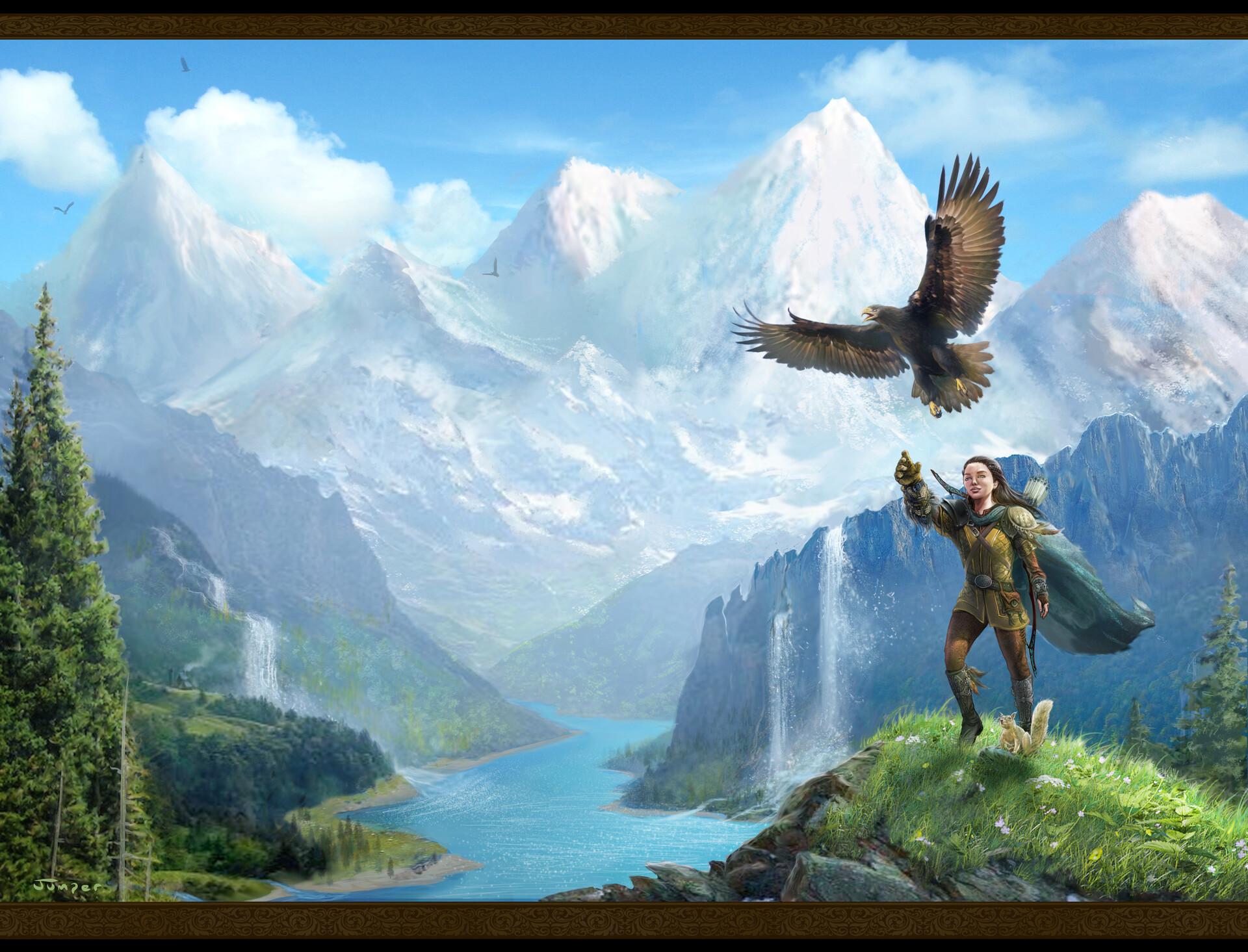 Eagle Masters