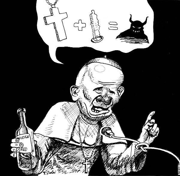 Torsten dudai papst