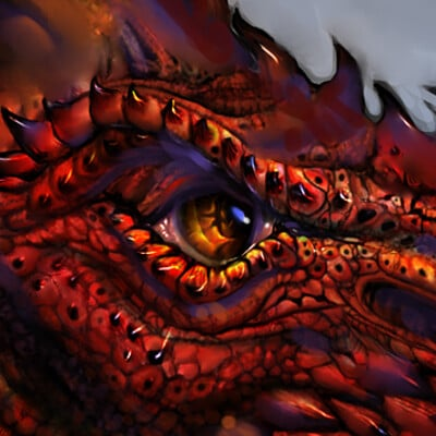 William furneaux red dragon