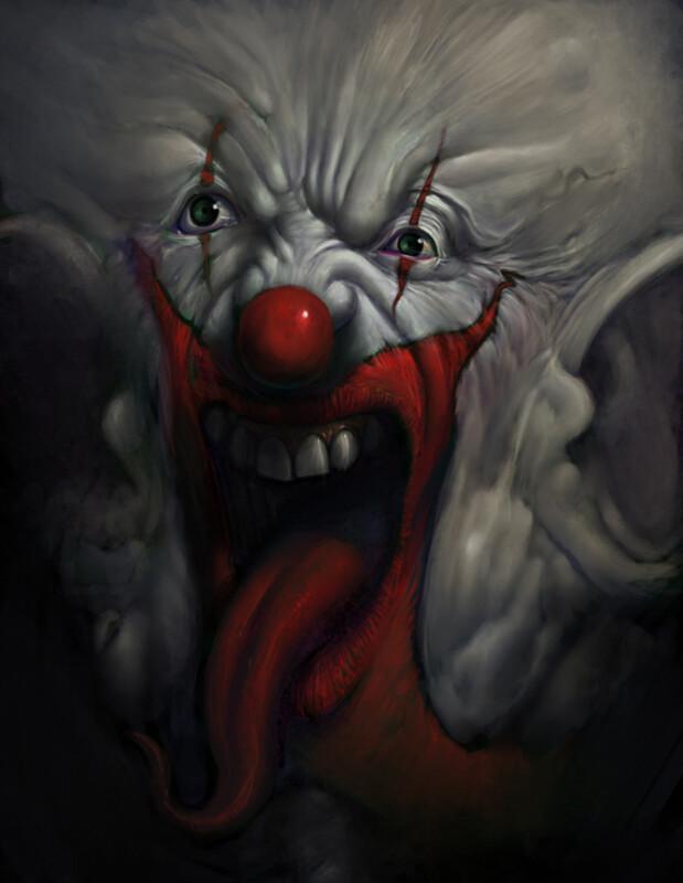William furneaux clown
