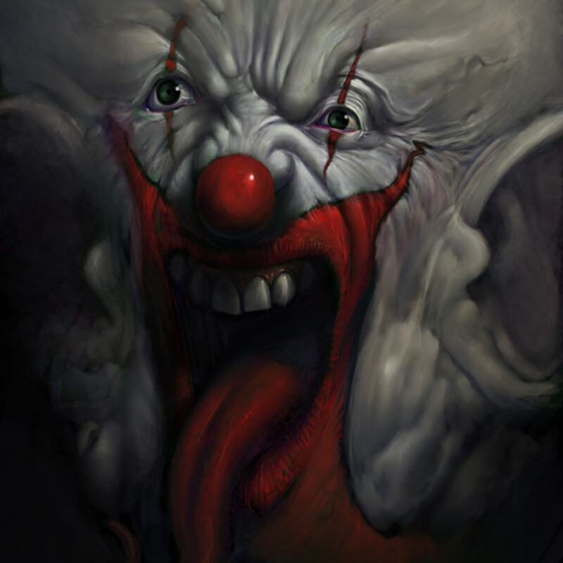 Evil Clown (aren't they all?)