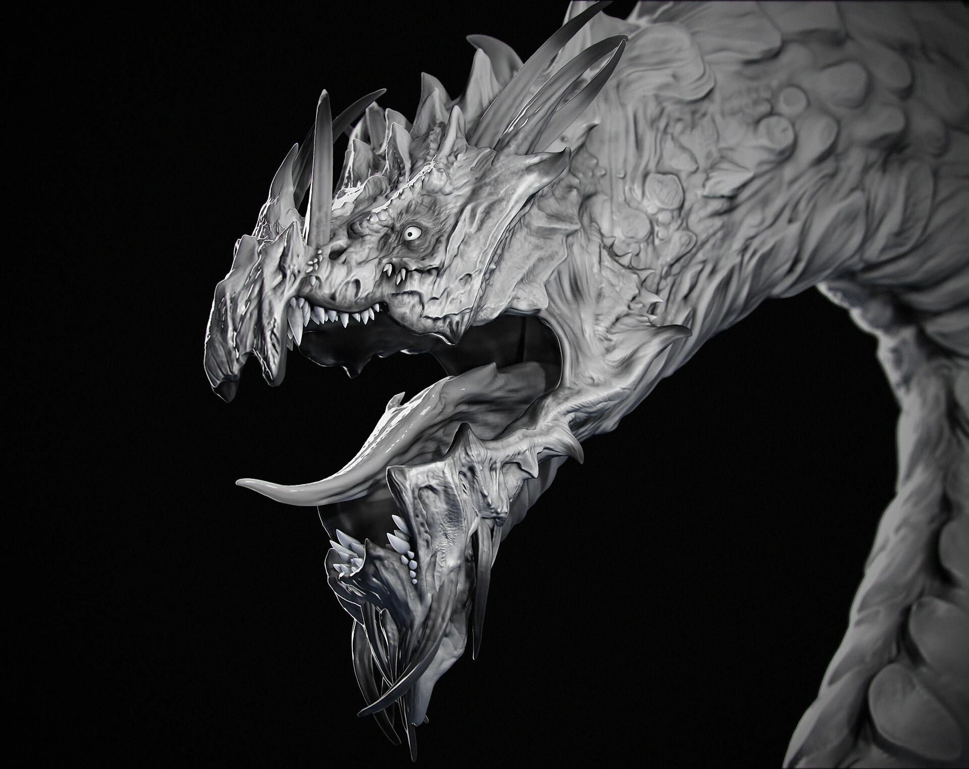 William furneaux dragonheadsculpt wipb