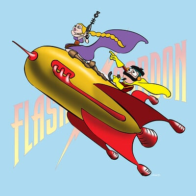 Midhat kapetanovic beba flash gordonska