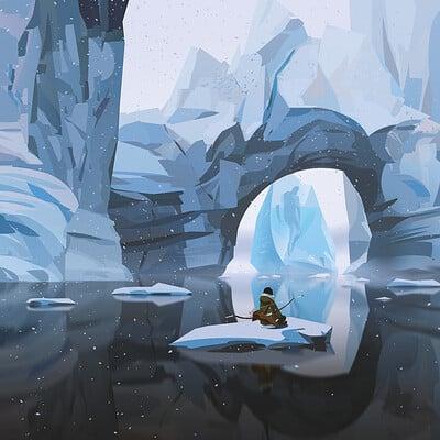 Yun ling iceberg 1