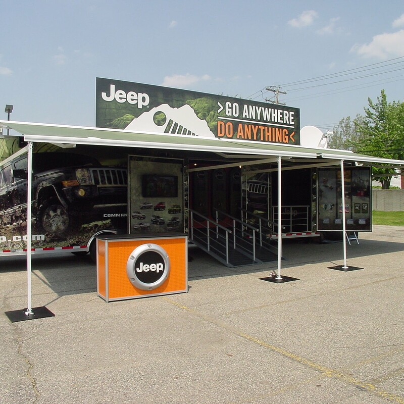 Jeep Go Anywhere Do Anything Mobile Tour