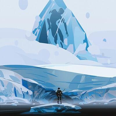 Yun ling iceberg2