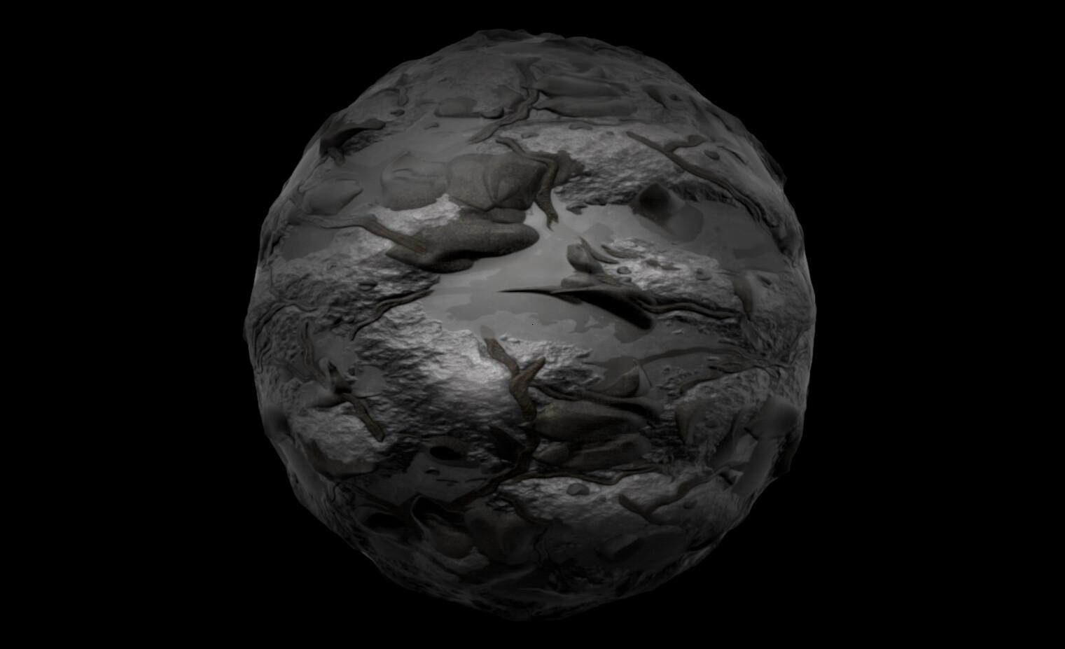 Gray World Preset (Sphere)