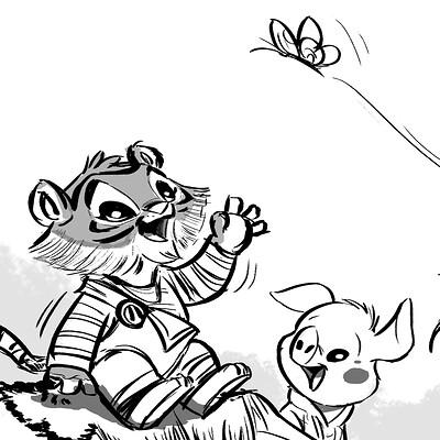 Vipin jacob tiggy and pig