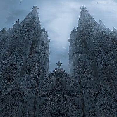 Logan lee gothic castle