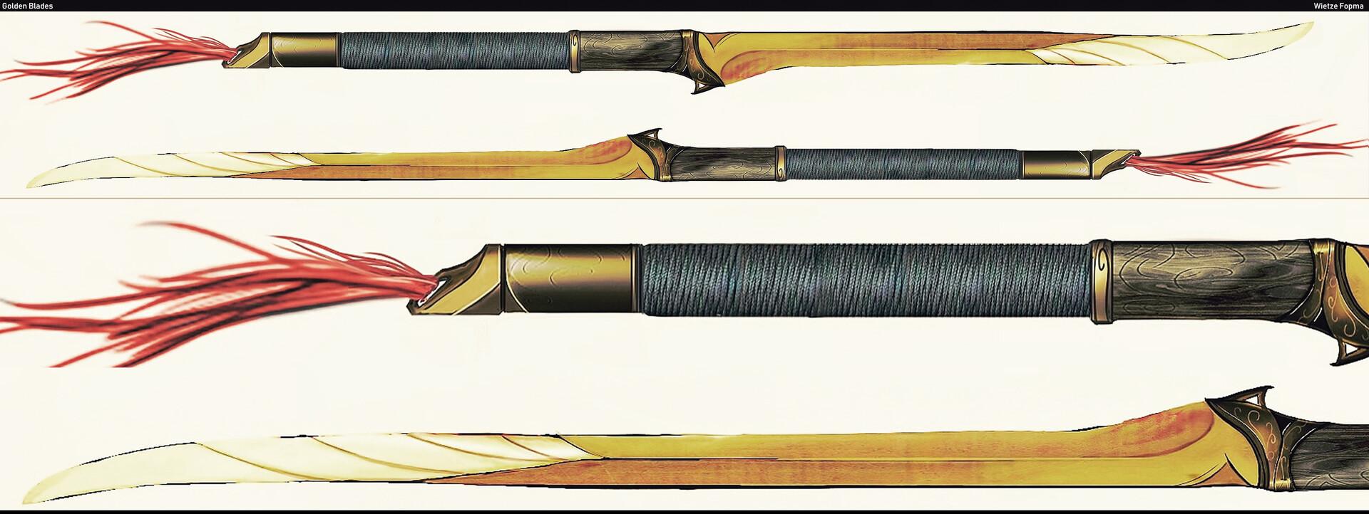Wietze fopma sword1a4a