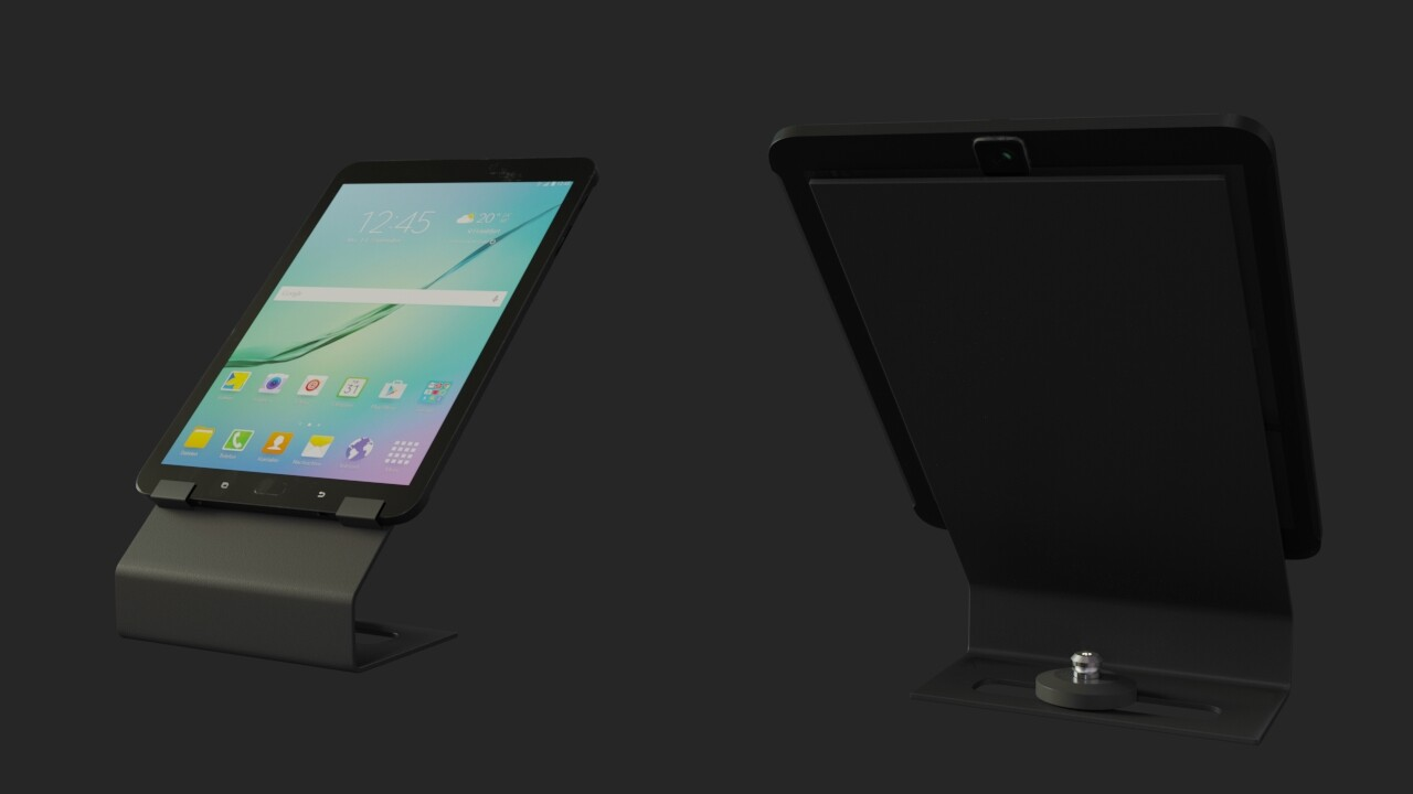 Galaxy Tab w/Stand