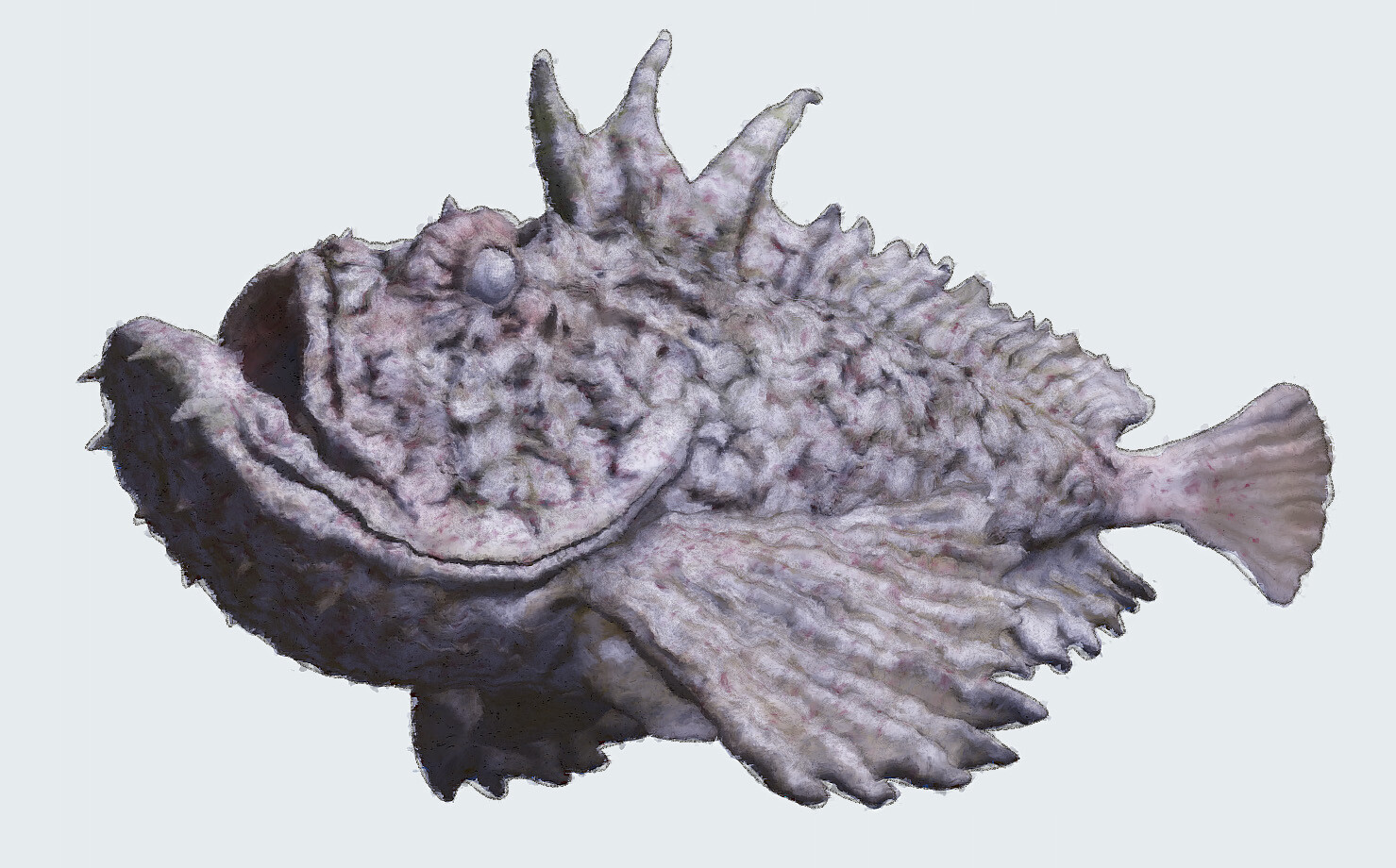 Eric keller stonefish