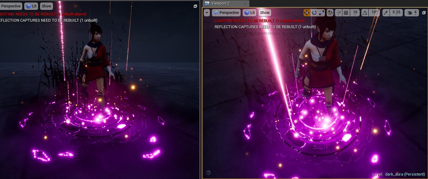 ArtStation - Unreal Engine VFX Tutorial, Ashif Ali