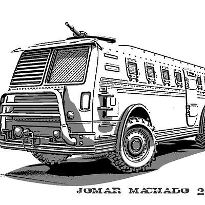 Jomar machado bus