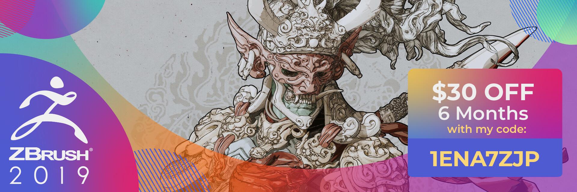 Zhelong xu artstationheader02