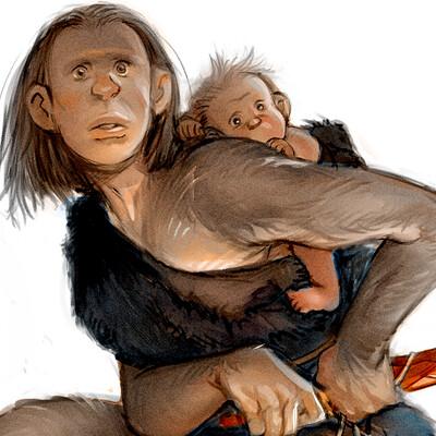 Rachel saunders caveman2 1