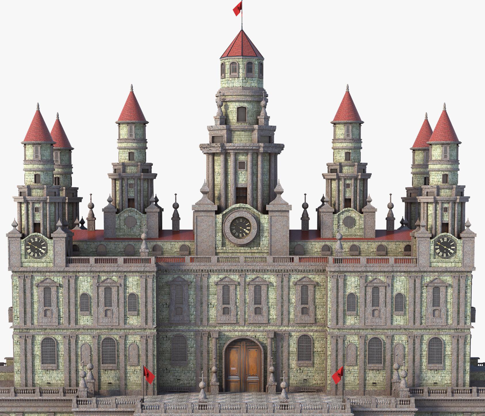 Marc mons castle19