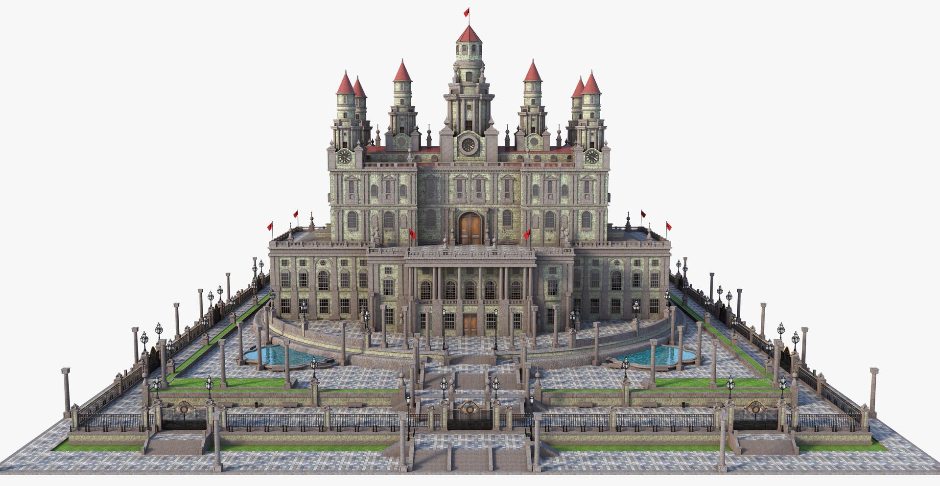 Marc mons castle17