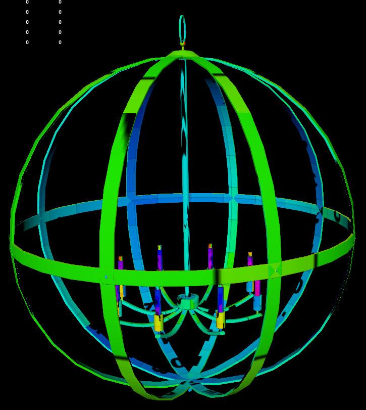 Joseph moniz chandelier001uvc